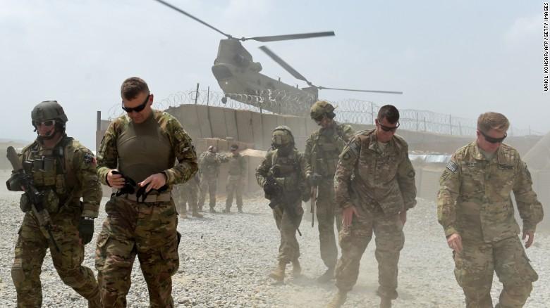 U.S. Service Member Killed