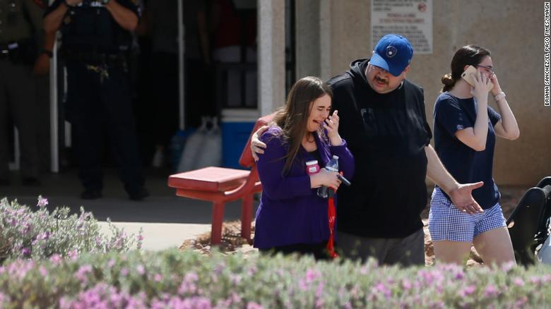 El Paso, Texas shooting