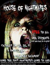 Hartford's Haunted House