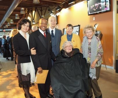 Widow of Hartt School Co-founder Passes