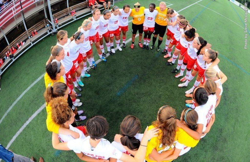 Women's Soccer Off To Strong Start