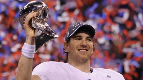Giants Win Superbowl XLVI