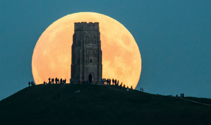 Pop Culture: Is it a bird? Is it a plane? No its the 2016 Super Moon