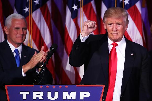 Donald Trump Secures Presidency Over Clinton