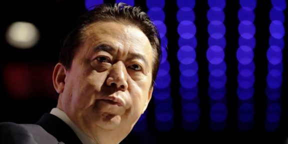 Interpol President Reported Missing