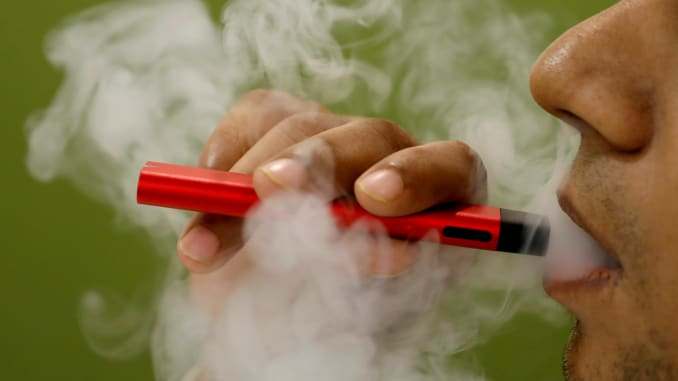 Mysterious Lung Illness Stems from Vaping