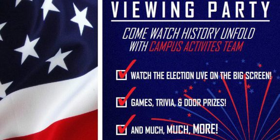 Election Viewing Party @ Uhart