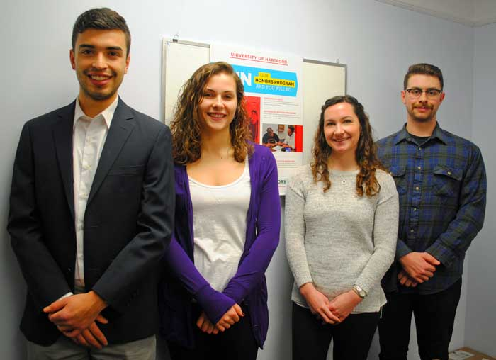 Hartford students to present research at NCUR