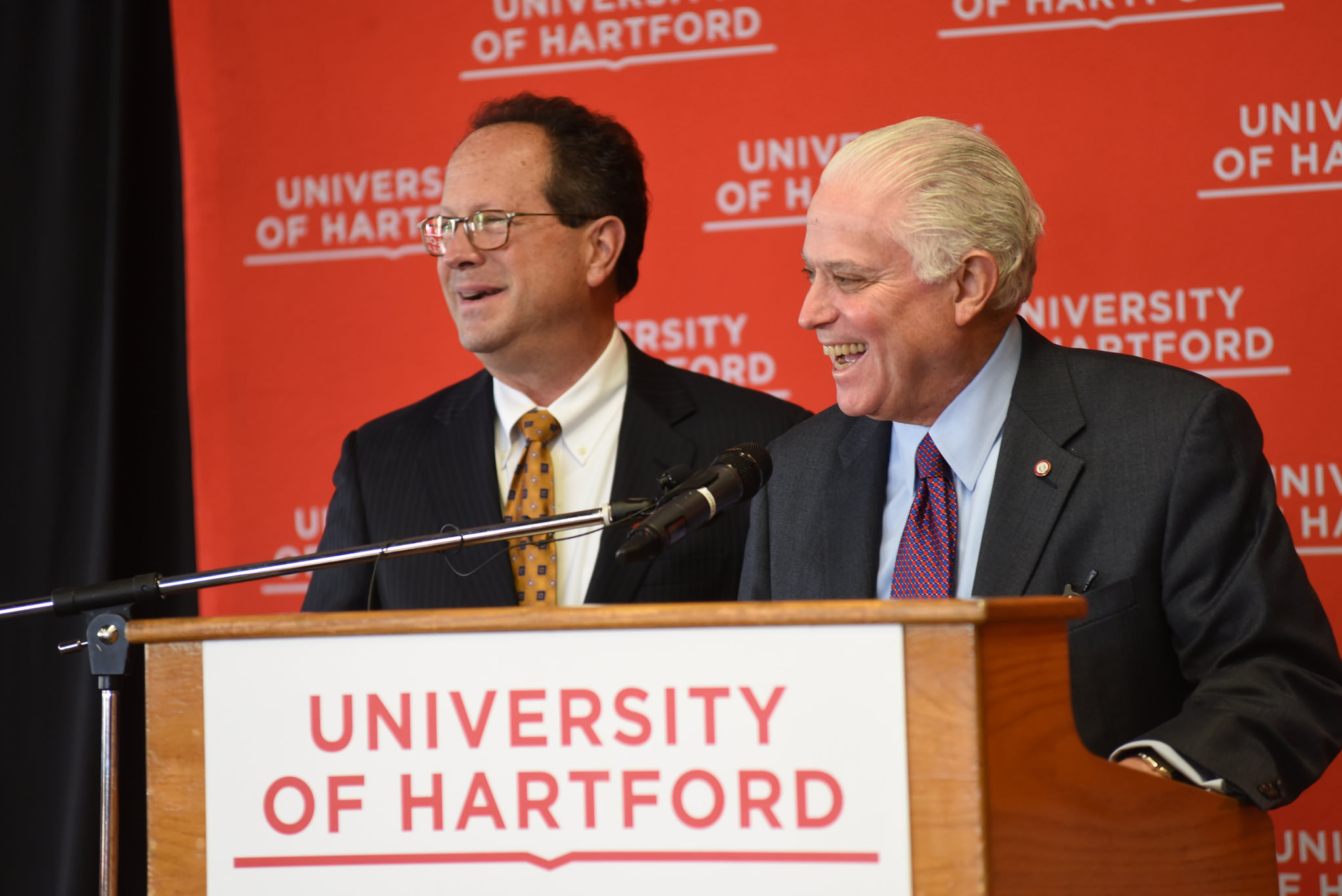 The New President of University of Hartford