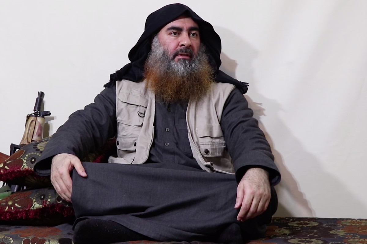 ISIS Leader killed