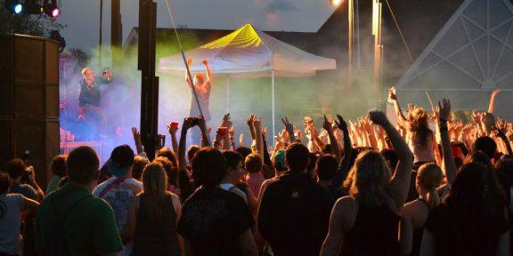 Spring Fling concert, 2012