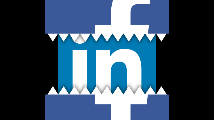 TECH NEWS: Facebook vs. LinkedIn