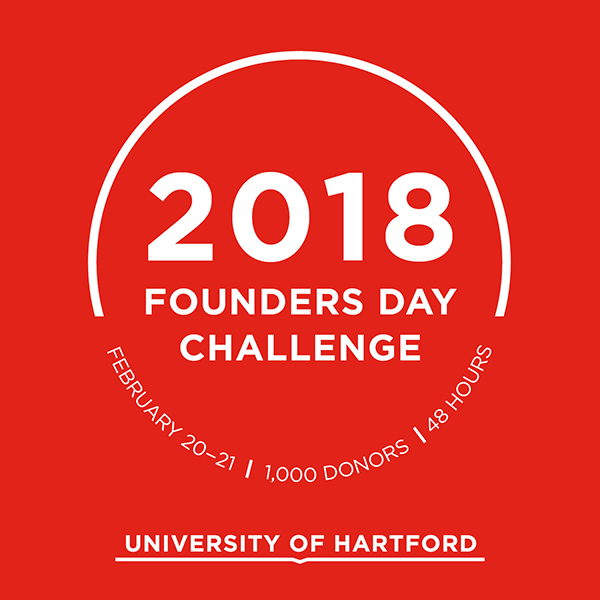University of Hartford celebrate its 61st birthday