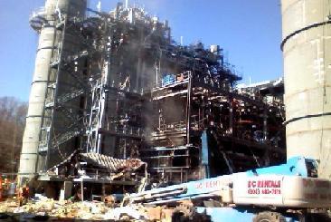 Kleen Energy Plant Explosion