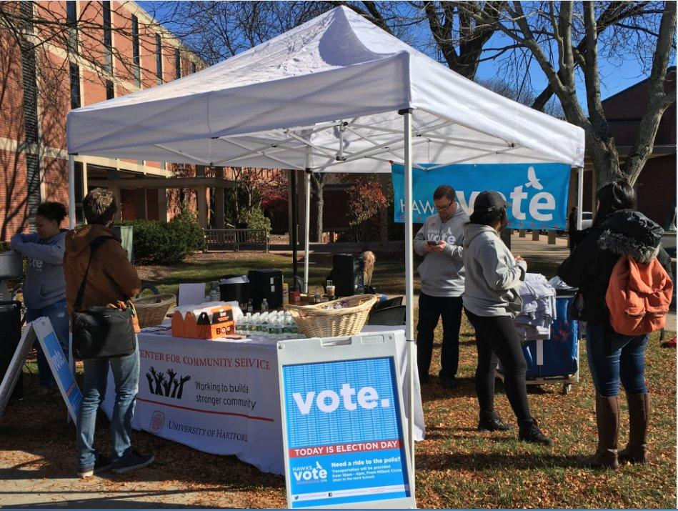 Election Day on Campus