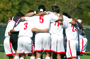 Men's Soccer Season Ends to New Hampshire