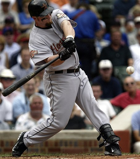 Jeff Bagwell Retires from Houston Astros after 15 seasons