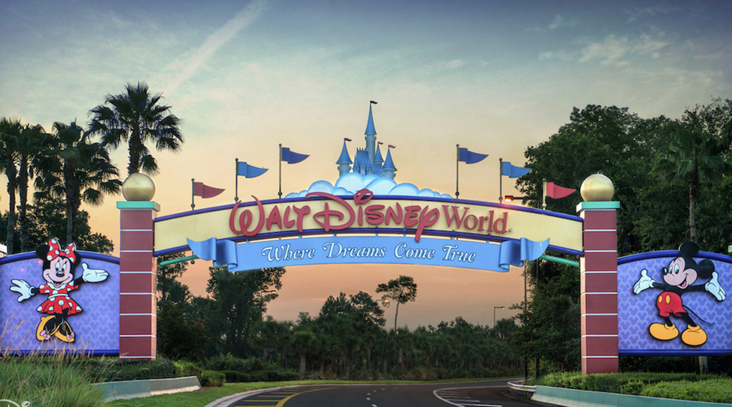 Disney World furloughs 43,000 employees