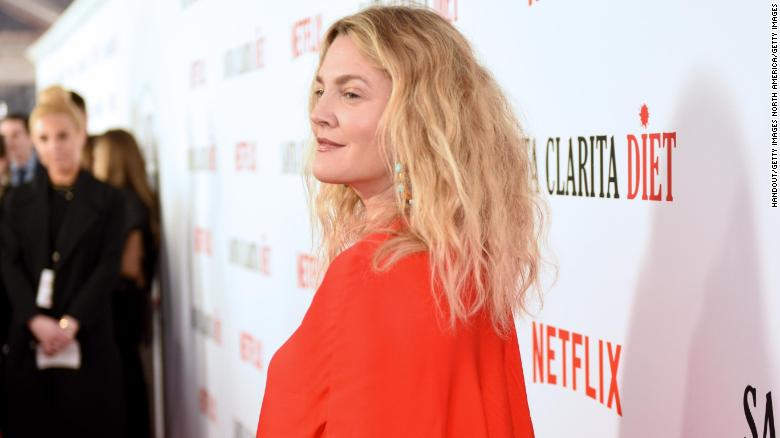 Actress and Entrepeneur Drew Barrymore Homeschools Her Children