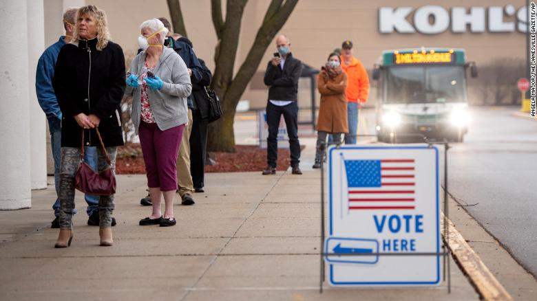 Wisconsin Held It's Primary Election Amid COVID-19 Pandemic