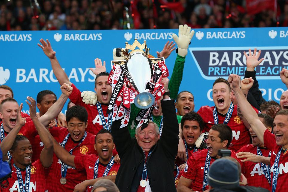 Manchester United Wins English Premier League