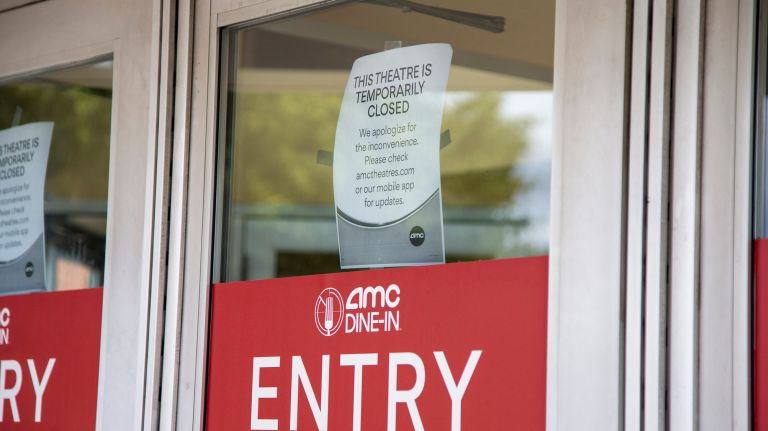 AMC Theatres on the Path to Closure