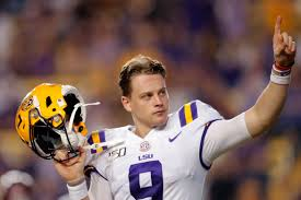 Joe Burrow Gets to Work Early