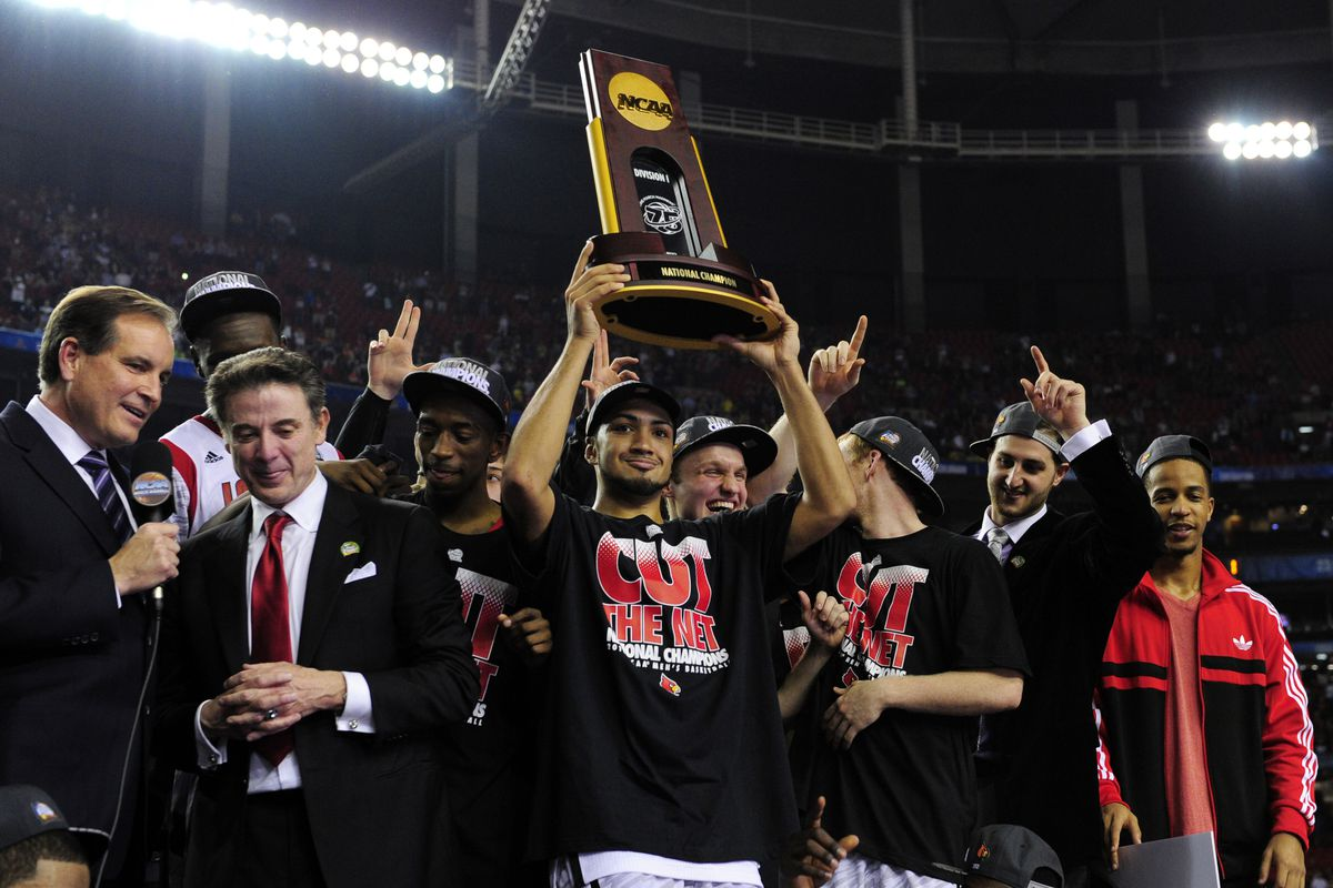 On This Day: April 8th Louisville win March Madness