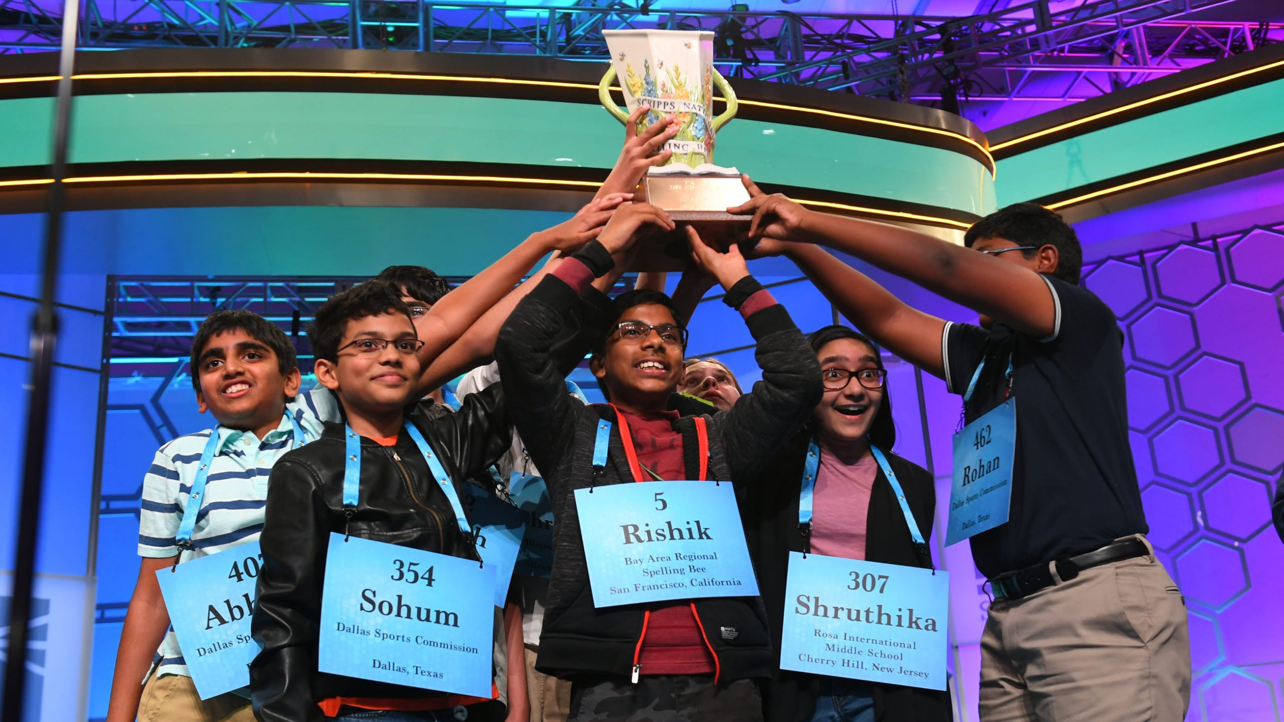 G-O-O-D-B-Y-E to the 2020 Scripps National Spelling Bee