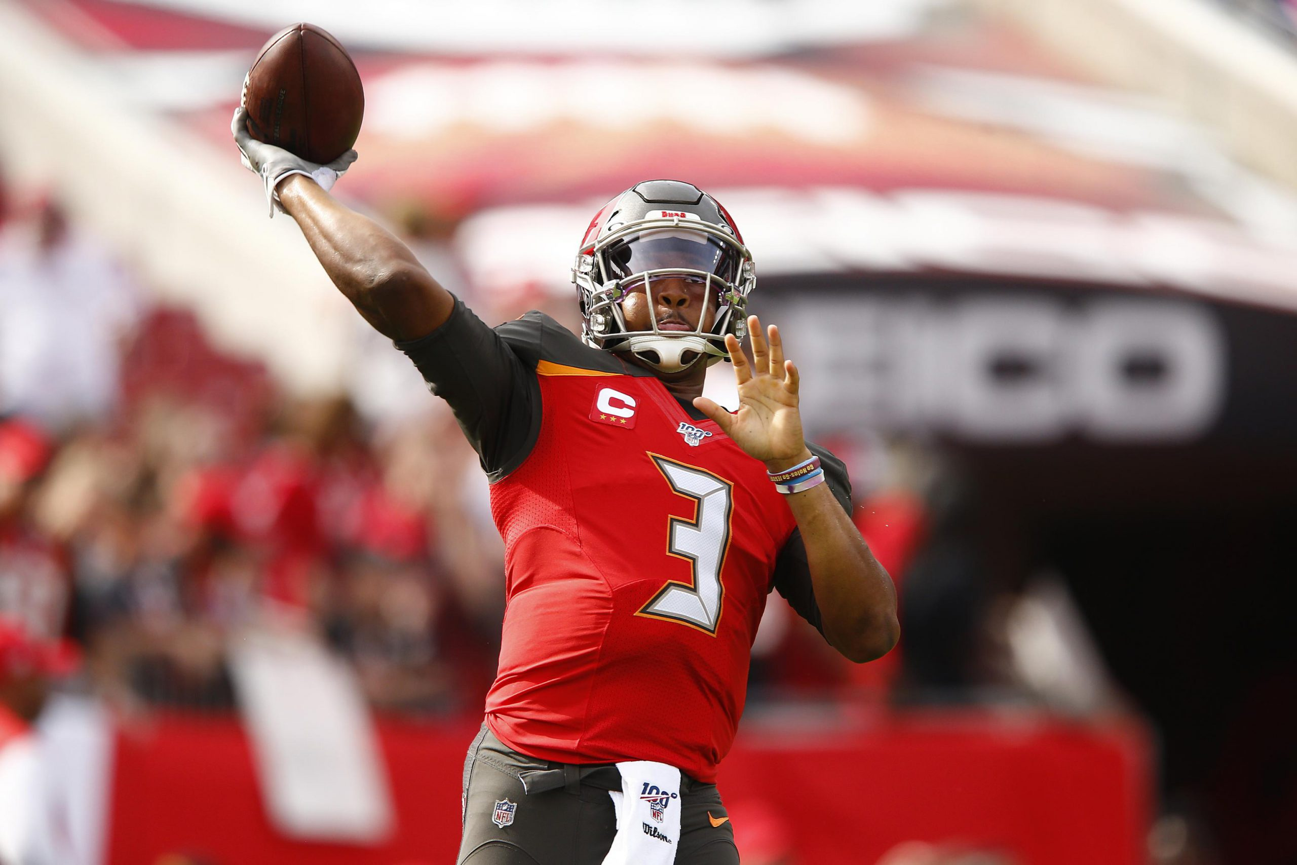 """The Savior"" Jameis Winston Signs with the New Orleans Saints"