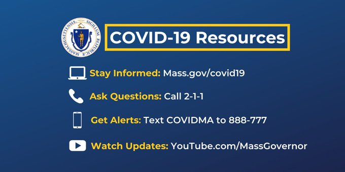 Massachusetts Implements COVID-19 Tracing