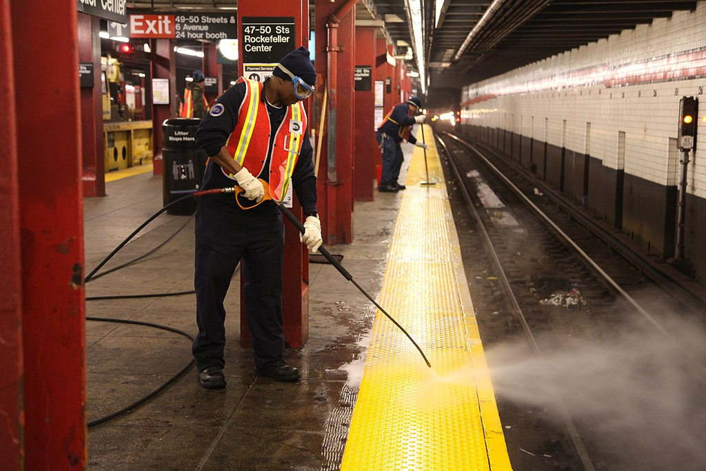 New York City Closed Subway System For The First Time In 115 Years