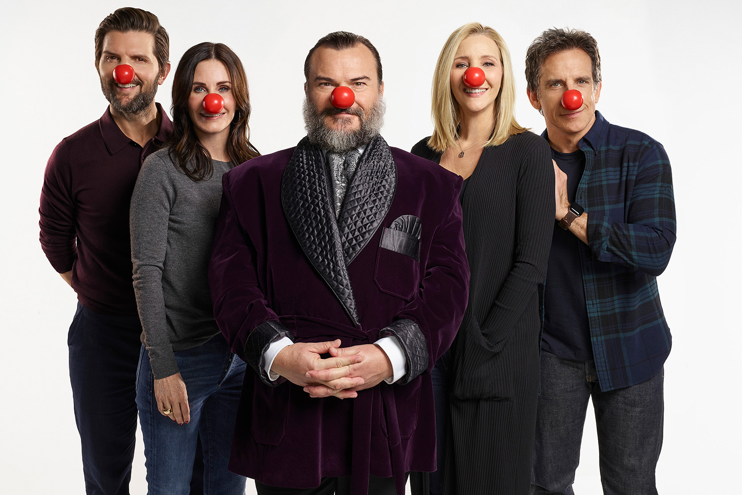 Red Nose Day goes virtual