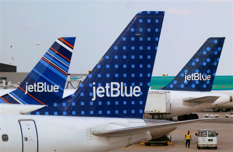 JetBlue Will Fly with Face Masks