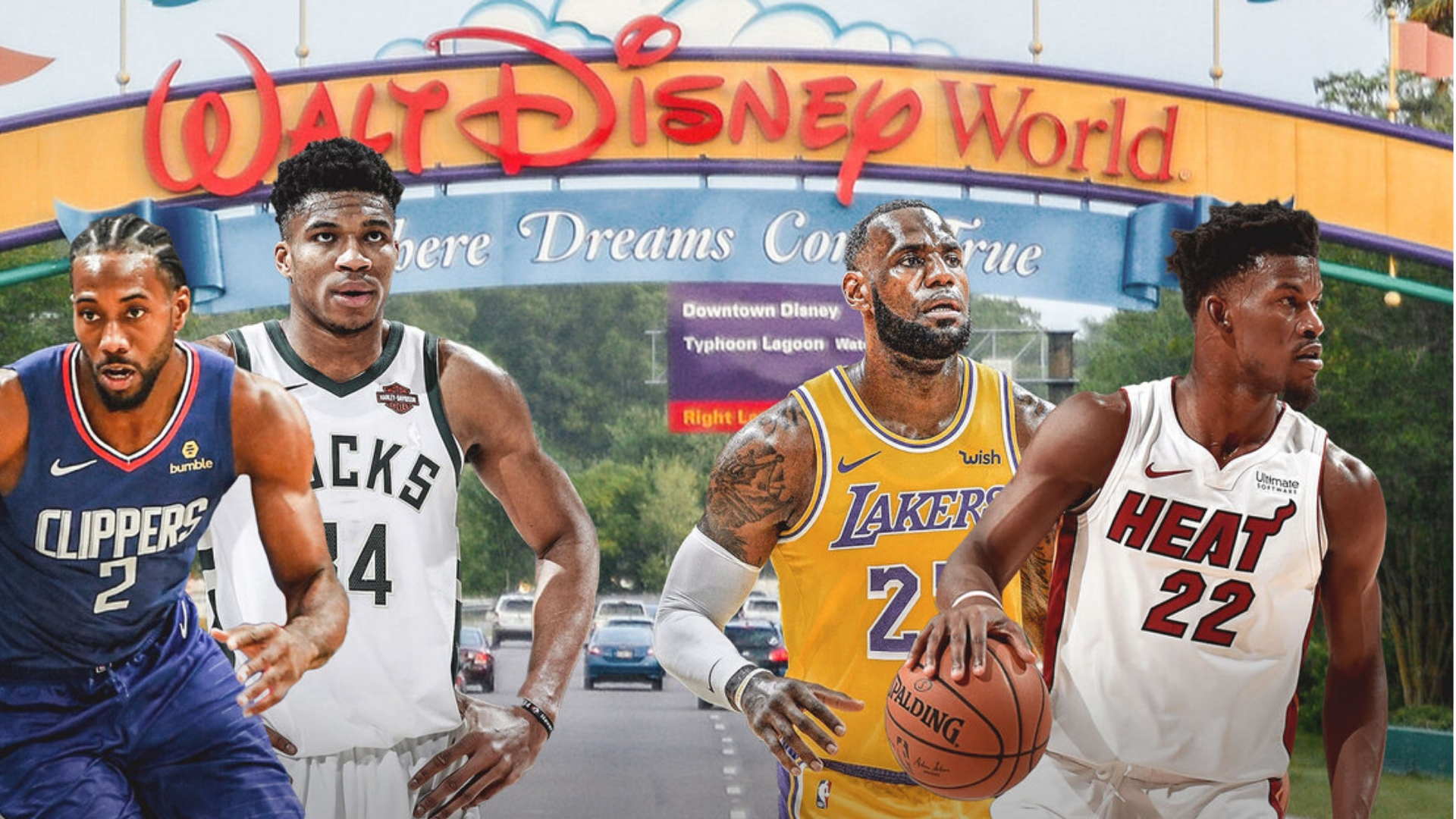 The NBA to Start Back up on July 31st