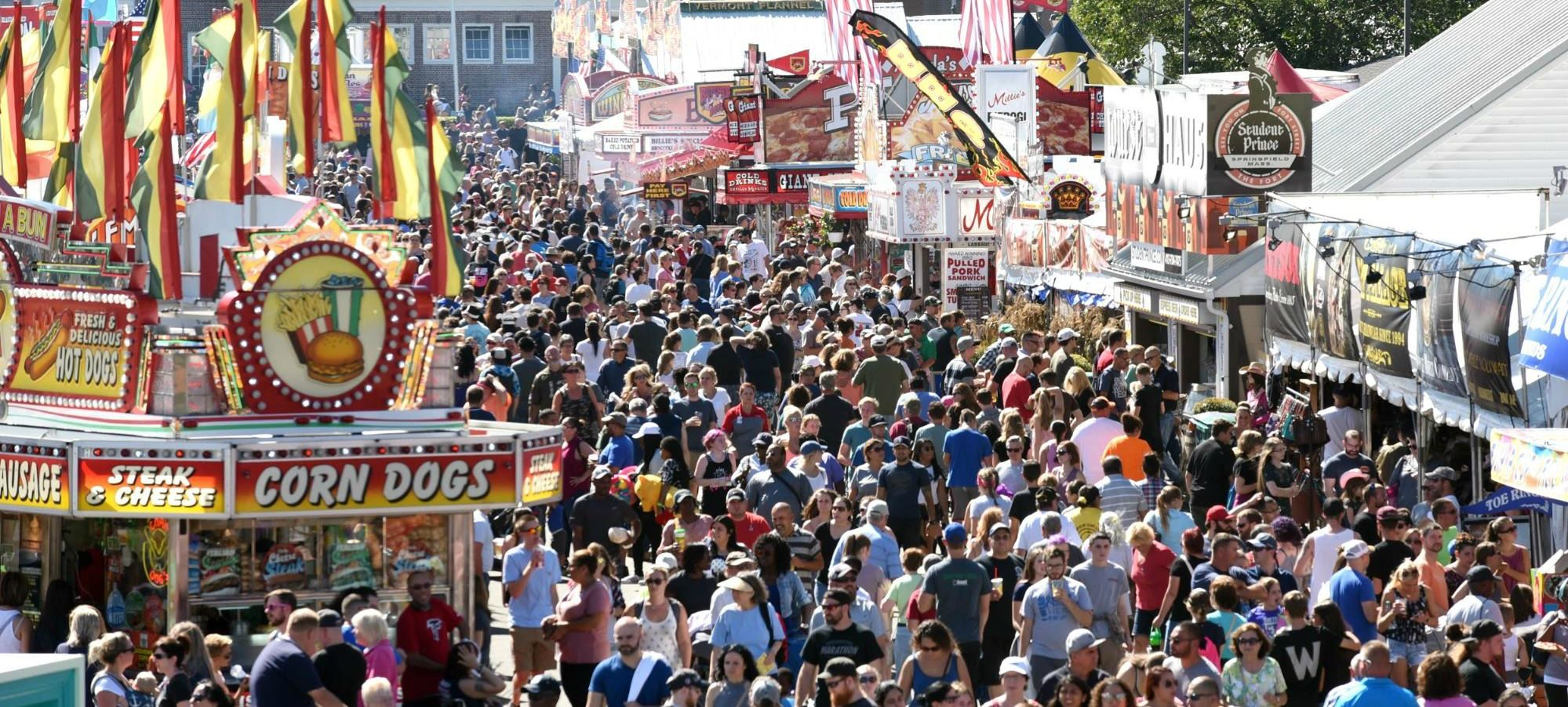The 2020 Big-E Fair Cancelled