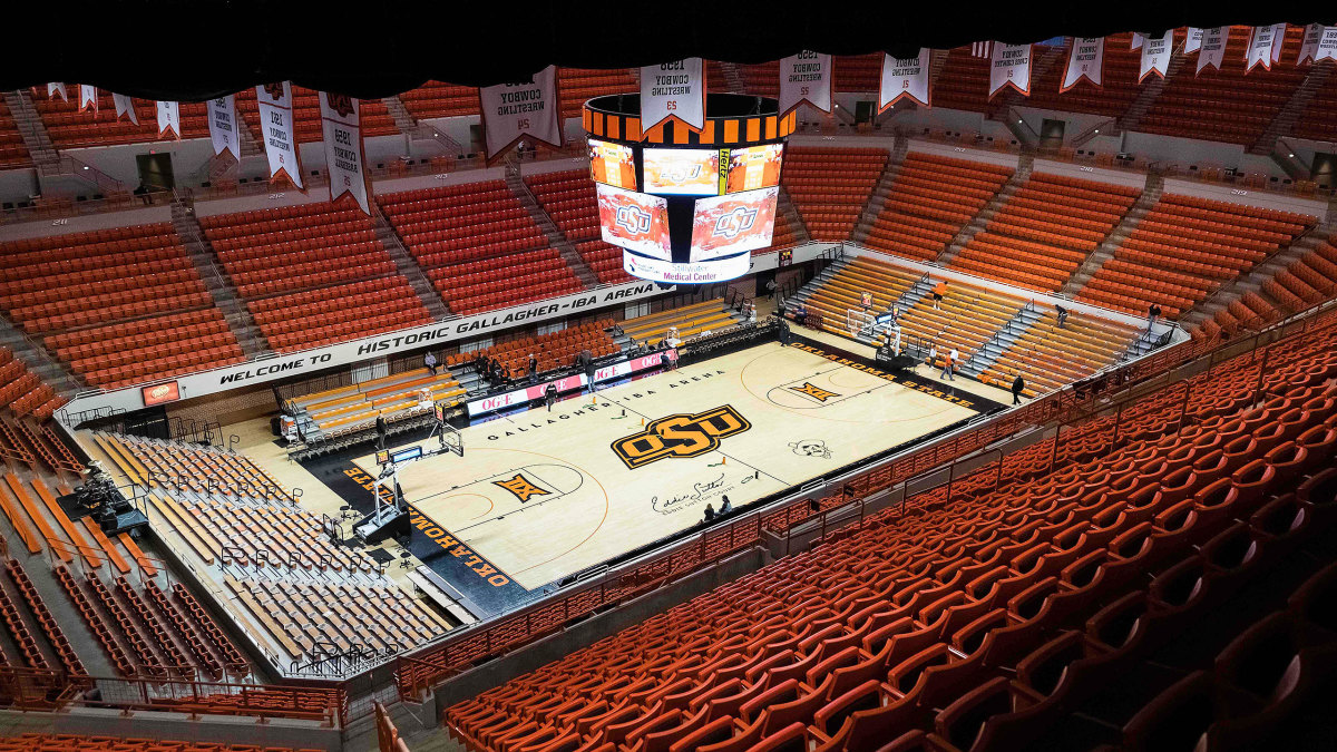 Oklahoma State Hit With NCAA Sanctions