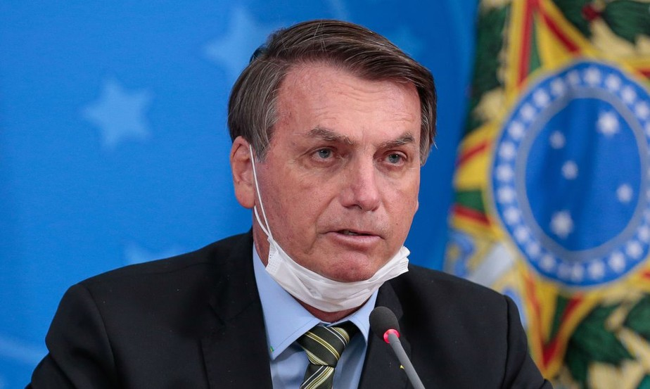 Bolsonaro Tests Positive for COVID-19