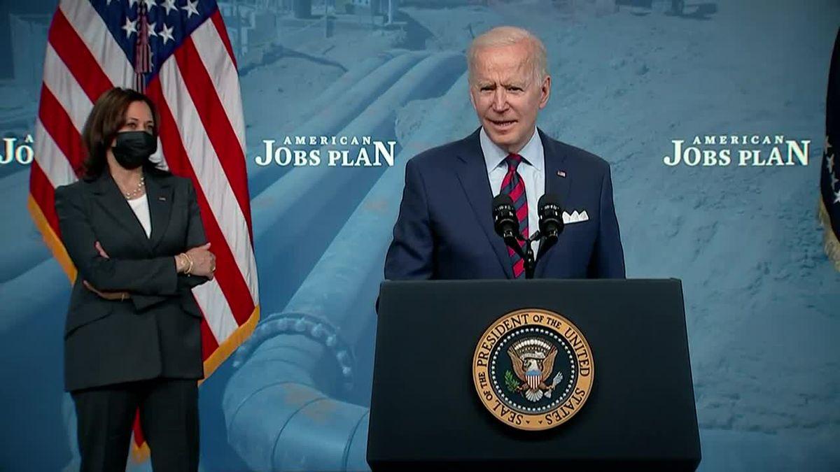 Negotiations Begin on Biden Infrastructure Bill